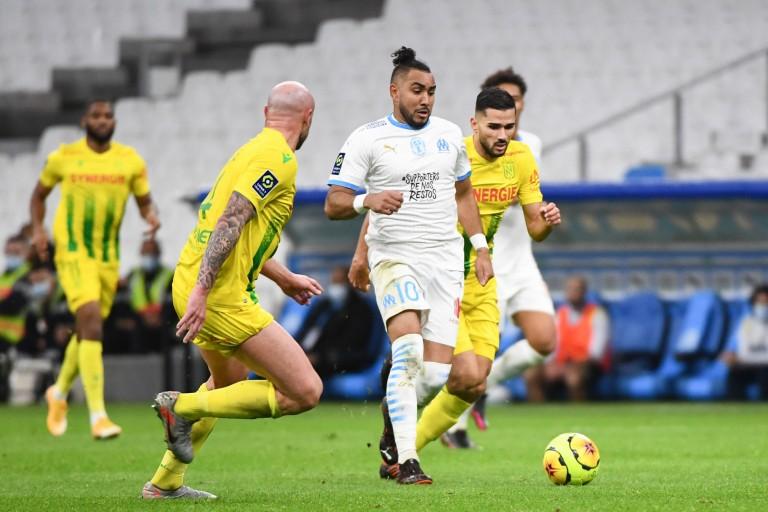OM-FC Nantes De retour en tant que titulaire, Dimitri Payet a été buteur pour l'OM.