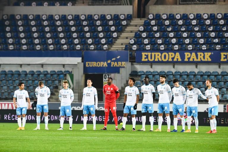 Marseille signe un joli coup avec Griezmann (Officiel) — OM