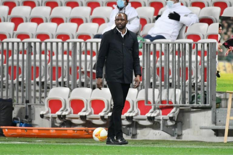 Dolberg forfait face au Slavia Prague — OGC Nice