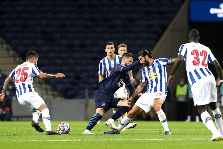 L' OM piégé tactiquement par le FC Porto.