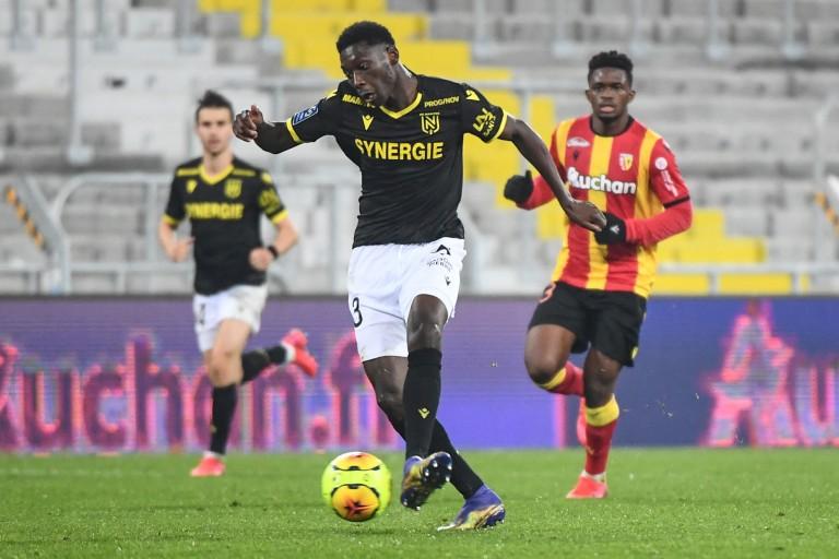 Kolo Muani, la révélation du FC Nantes