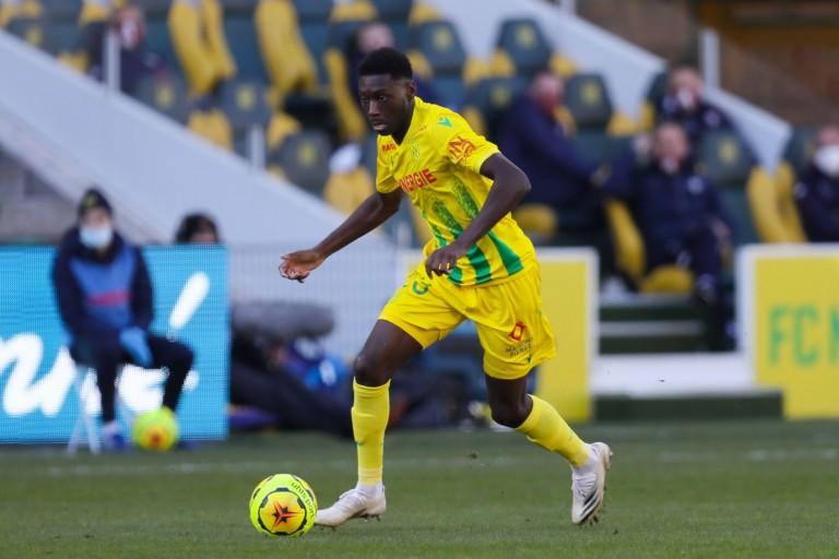 Randal Kolo Muani pourrait quitter le FC Nantes.