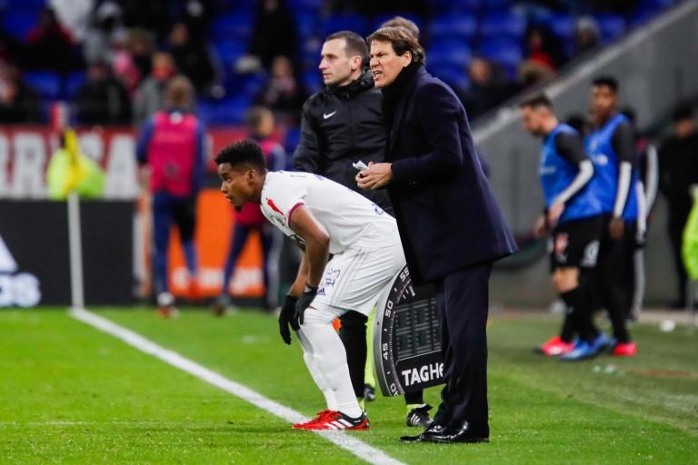 OL : Rudi Garcia  et Thiago Mendes suspendus face au FC Metz.
