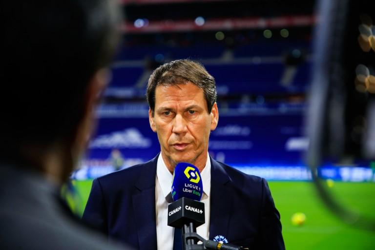 OL : Rudi Garcia fait le point après Rennes et parle de Depay