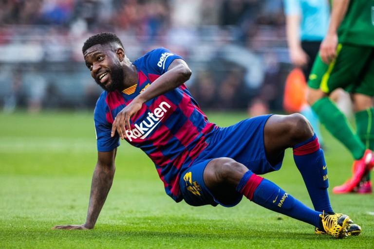 Samuel Umtiti de retour au FC Barcelone