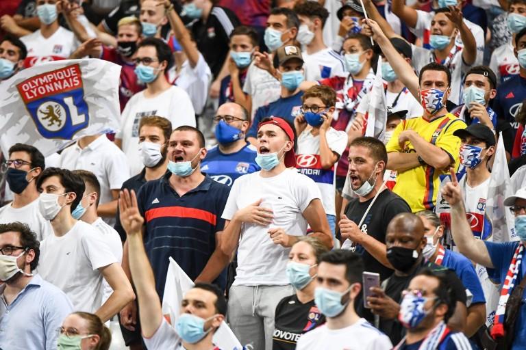 Les supporters de l'OL interdits à Saint-Etienne lors du derby contre l'ASSE.