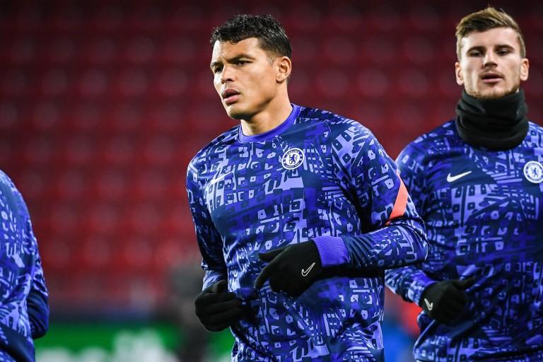Thiago Silva bientôt prolongé par Chelsea