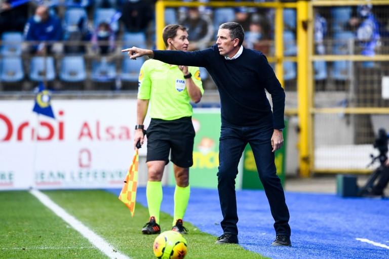 Thierry Laurey aurait pu être démis de ses fonctions après Strasbourg - Rennes.