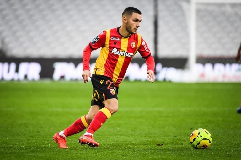 Tony Mauricio quitte le RC Lens après deux saisons au club.