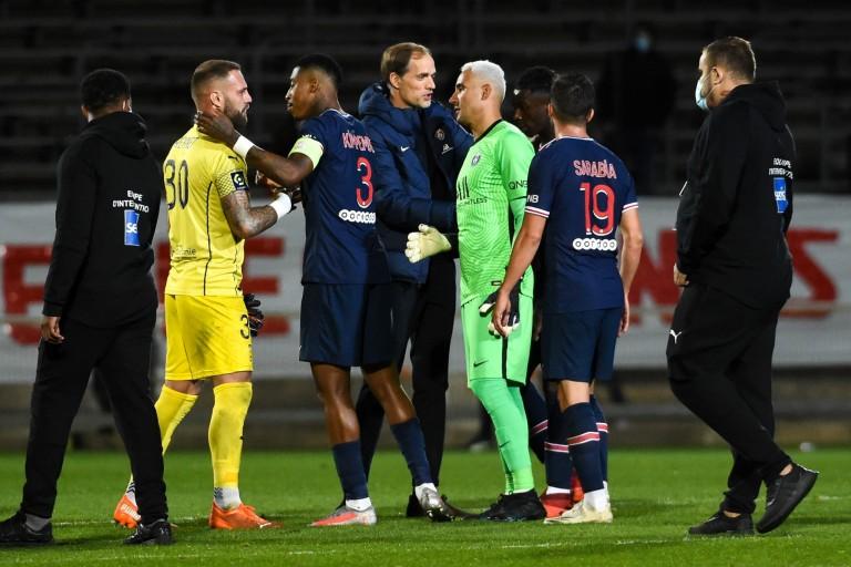 Le PSG privé de Navas contre Bordeaux