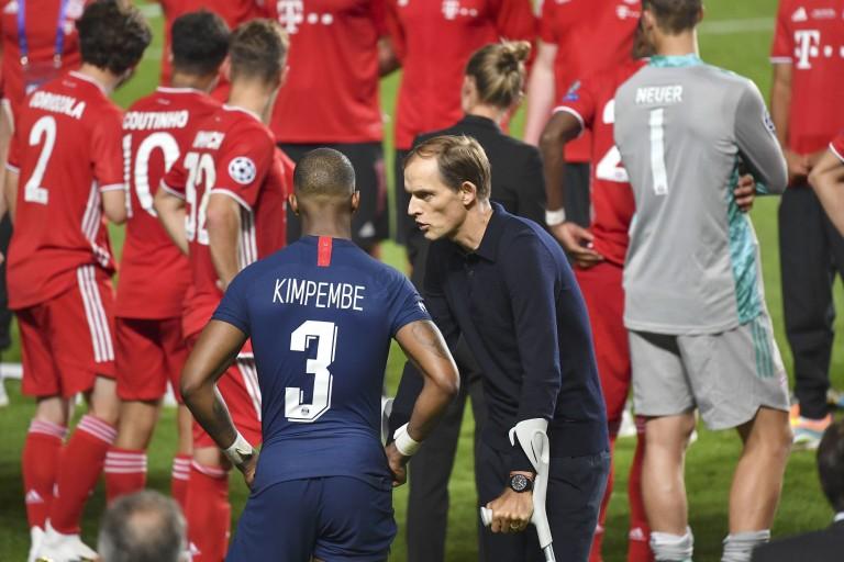 PSG : Presnel Kimpembe pas gêné par les choix défensis de Thomas Tuchel