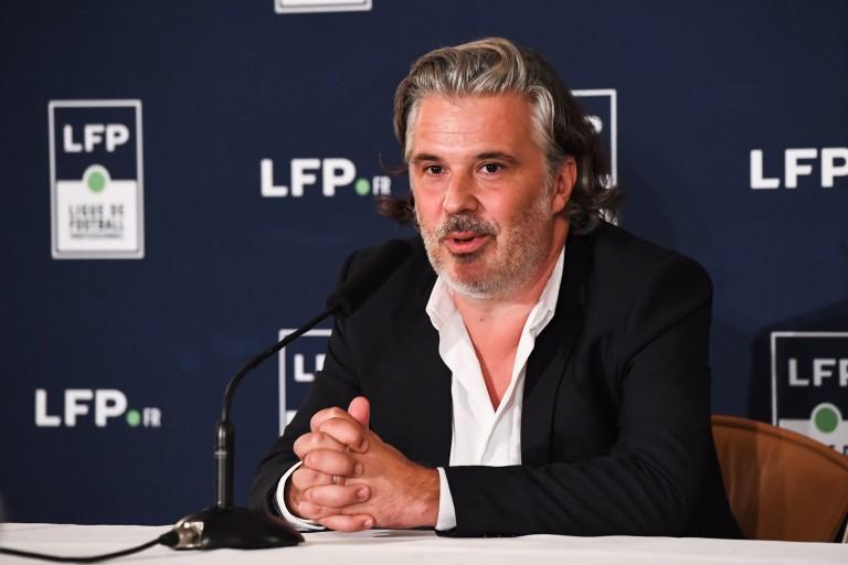 Vincent Labrune et la LFP veulent une Ligue 1 à 18 clubs.