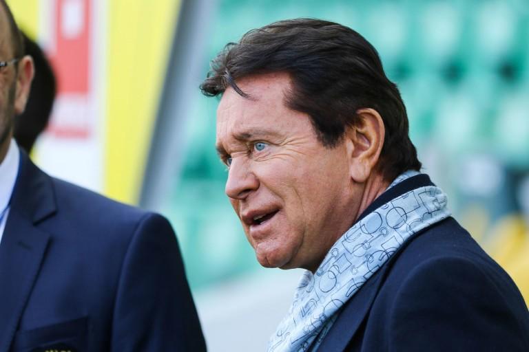 Waldemar Kita, le président du FC Nantes