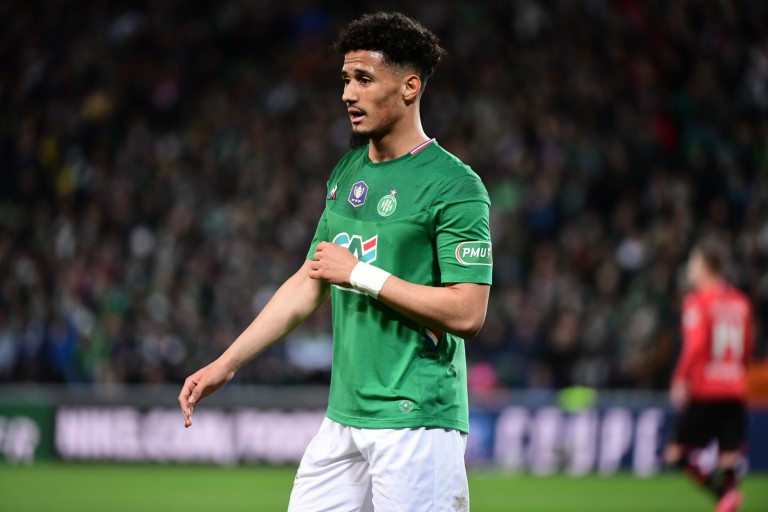 William Saliba, son retour à l'ASSE sollicité.