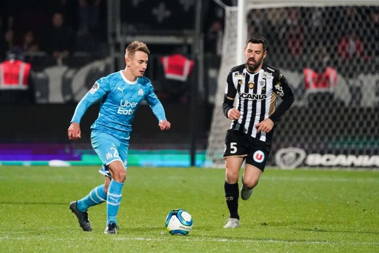 L1 : Angers-Marseille, les compos probables