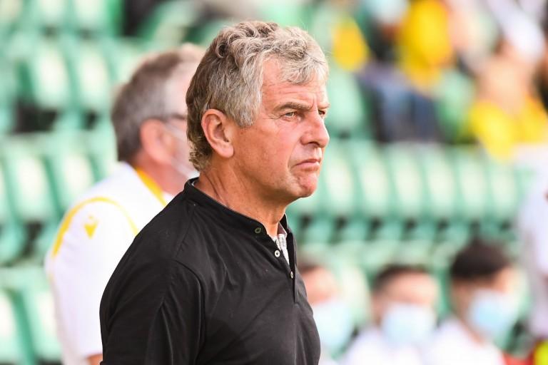 FC Nantes : Christian Gourcuff viré, un intérimaire nommé.