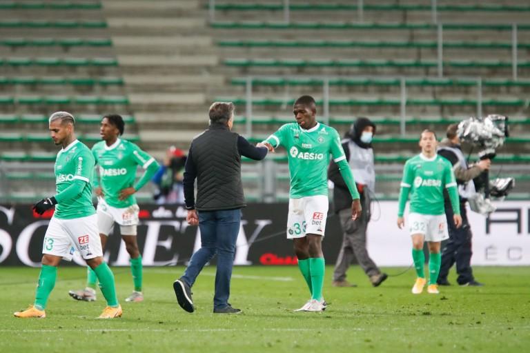 L'ASSE n'a pas su battre le Nîmes Olympique.