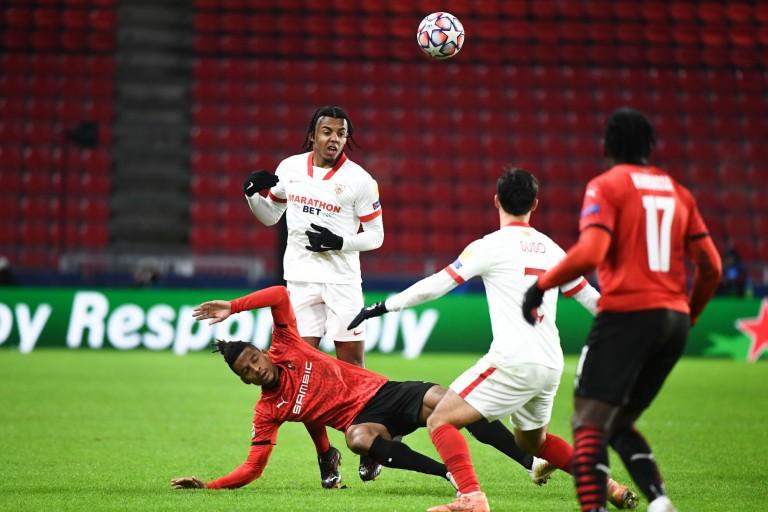 Stade Rennais : les notes des joueurs du SRFC après Séville FC.
