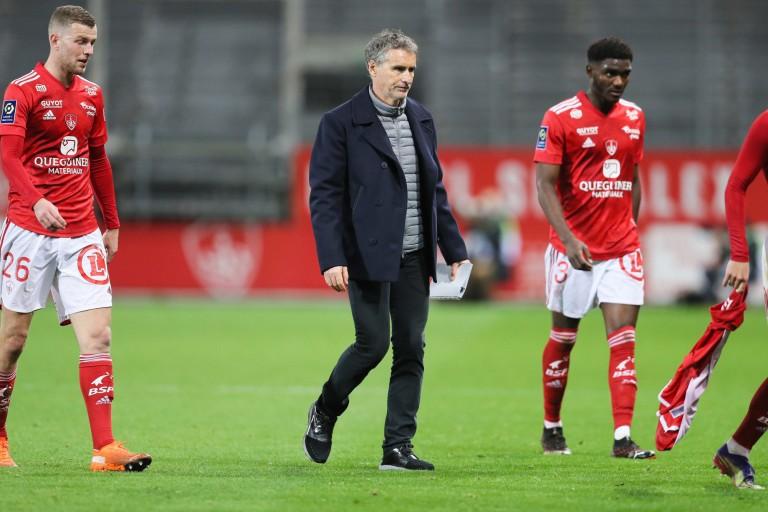 Stade Brestois : le groupe de Dall'Oglio contre Bordeaux ?