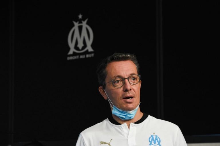 OM : Jacques-Henri Eyraud provoque une grosse polémique.