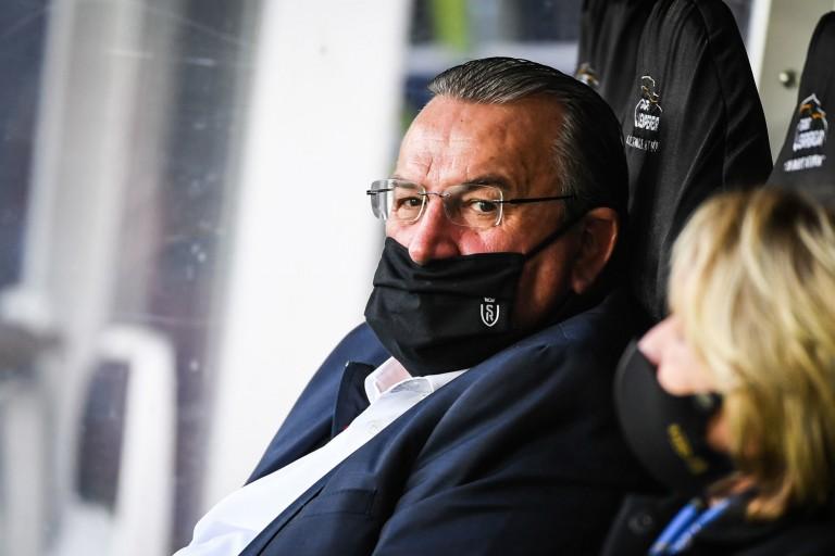 Stade de Reims : Jean-Pierre Caillot déçu des promesses non tenues de l'État