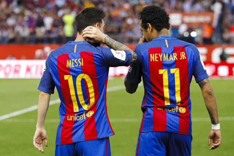 PSG Mercato : Neymar et Messi ensemble, ni à Paris ni au Barça.