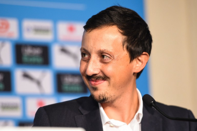 Pablo Longoria compte sur Florian Thauvin