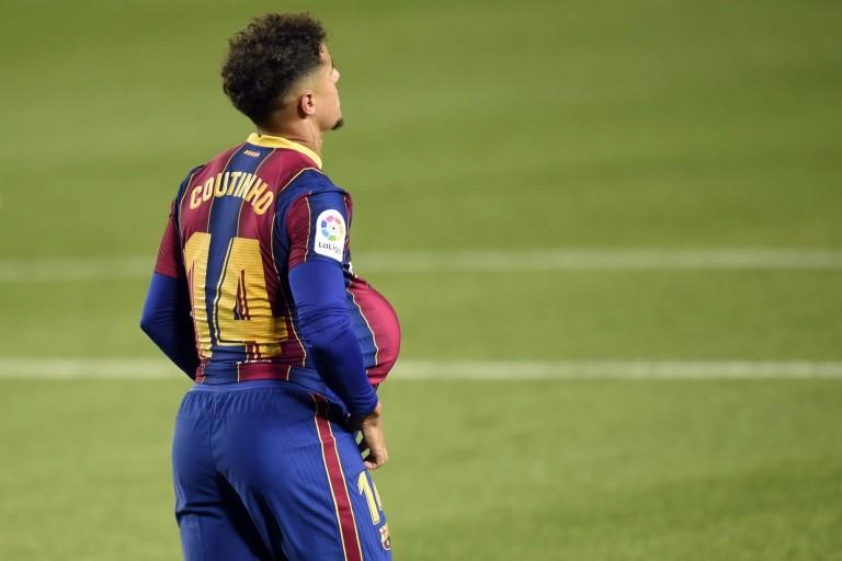 Philippe Coutinho blessé au genou