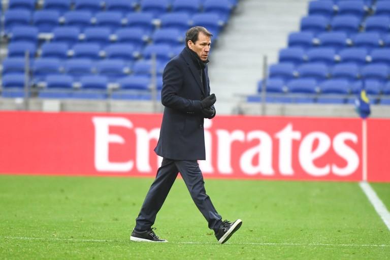 OL : Rudi Garcia empêtré dans la crise Aouar-Juninho.