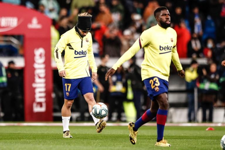 Umtiti bientôt de retour avec le Barça