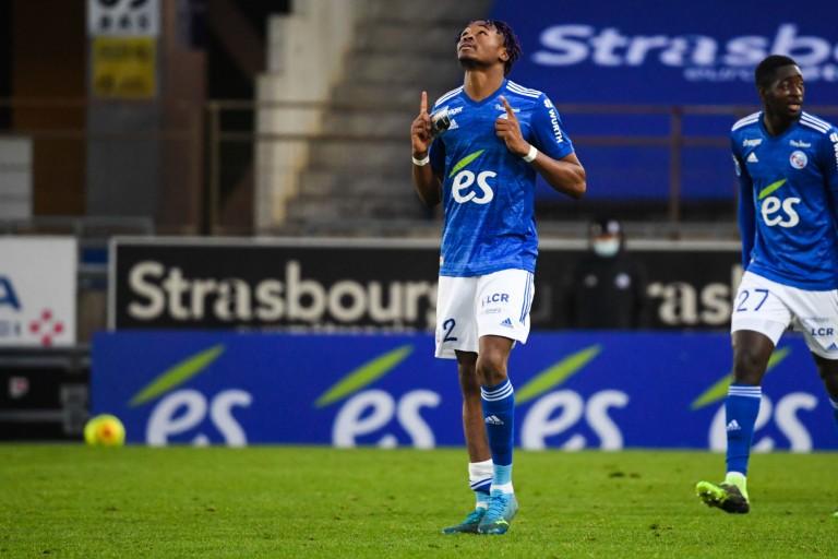 Mohamed Simakan est bien parti pour devenir un joueur de l'AC Milan en janvier.