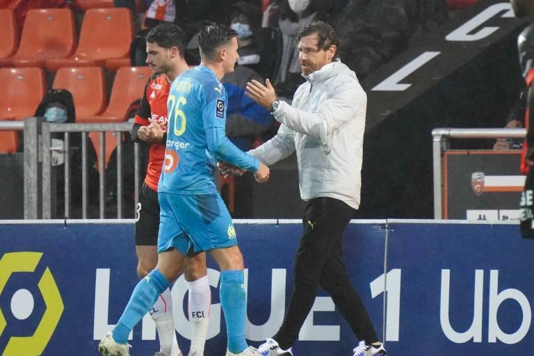 OM : Villas-Boas sévèrement recadré après sa sortie sur l'intérêt de Maldini pour Thauvin.