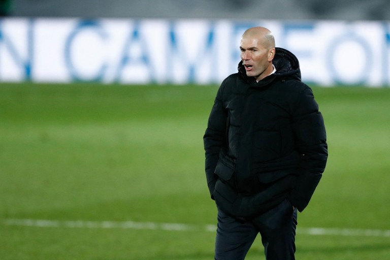 Zidane répond sur son avenir et le mercato — Real Madrid