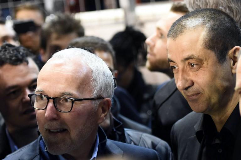 vente OM  : Frank McCourt et MouradBoudjellal