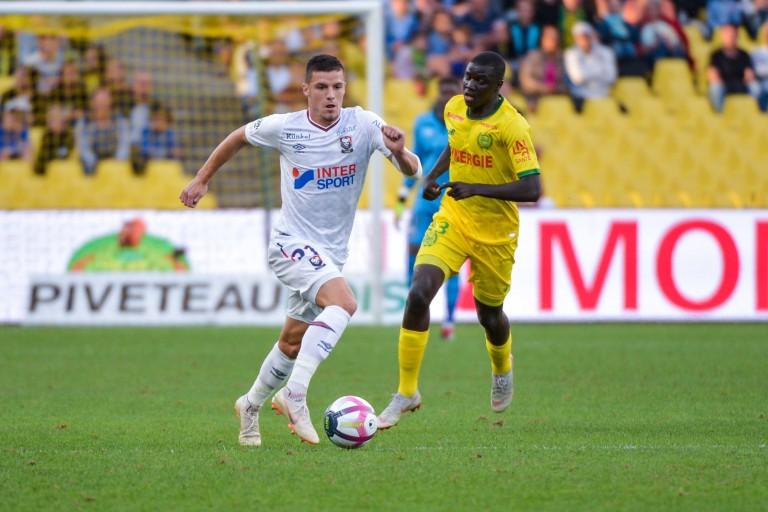 Adboulaye Dabo prêté par le FC Nantes