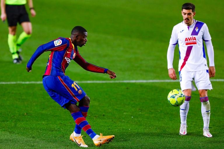 Ousmane Dembélé pourrait enfin s'imposer du côté du FC Barcelone.