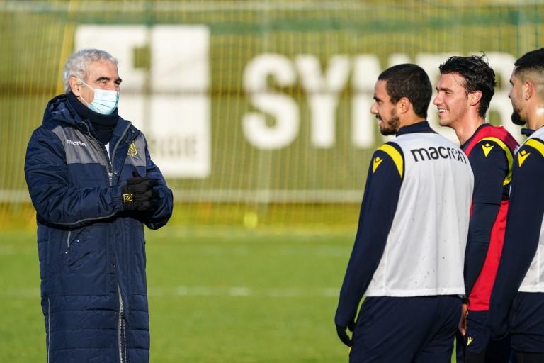 Raymond Domenech au FC Nantes