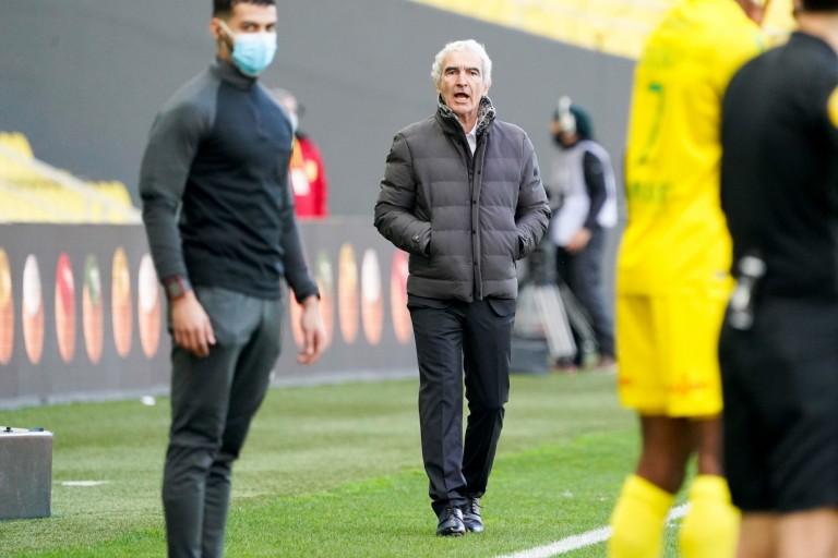 FC Nantes : Domenech veut s'inspirer de Lens et Metz