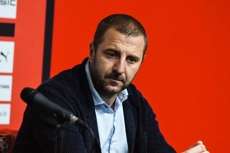 Florian Maurice sur les dossiers chauds du Stade rennais