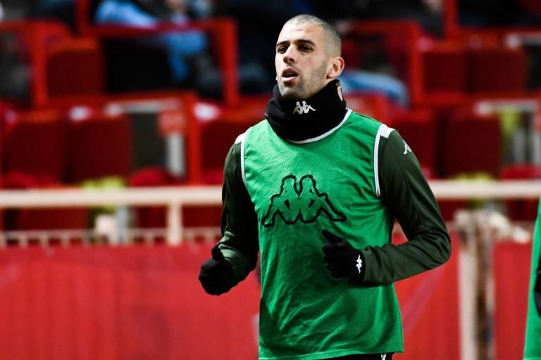 Islam Slimani nouvel attaquant de Lyon