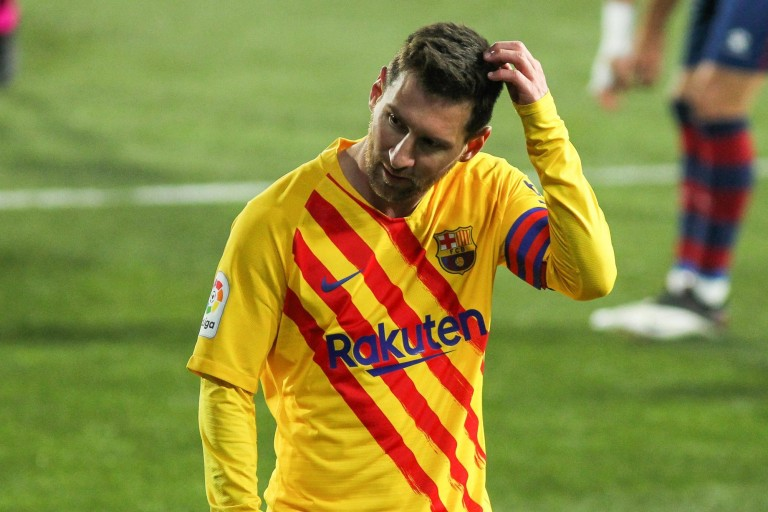 L'avenir de Messi inquiète à Barcelone
