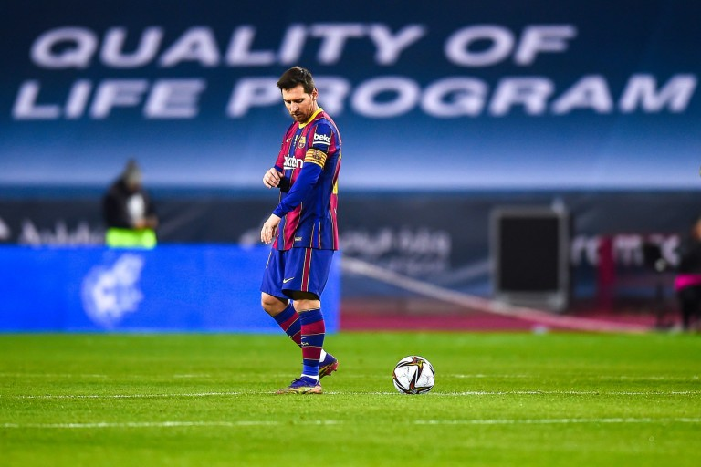 Lionel Messi suspendu deux matchs
