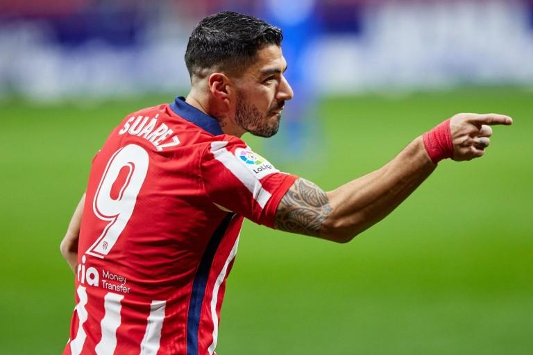 Luis Suarez offre la victoire à l'Atlético contre Alavés — Liga