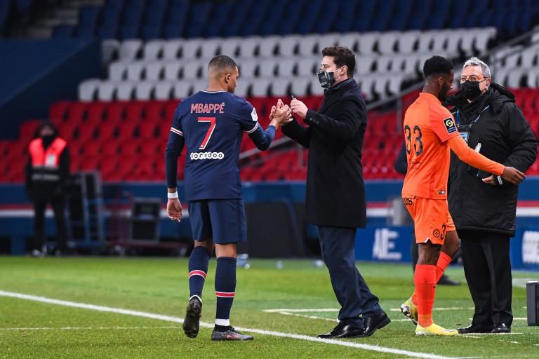 Mbappé enfin buteur avec le PSG