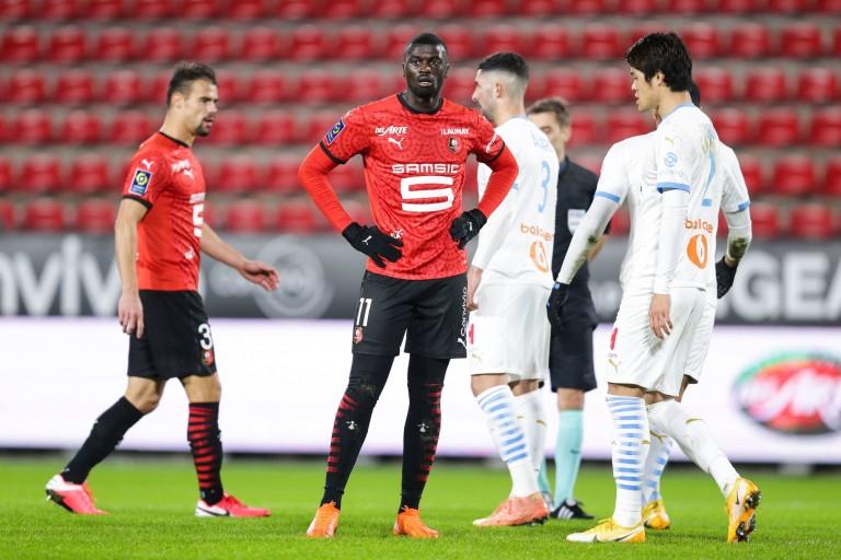 Mbaye Niang pourrait finalement partir du Stade Rennais cet hiver.