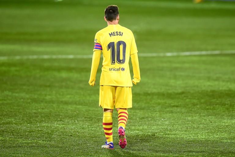 Barça : Messi pète un plomb, signe de plus du malaise ambiant