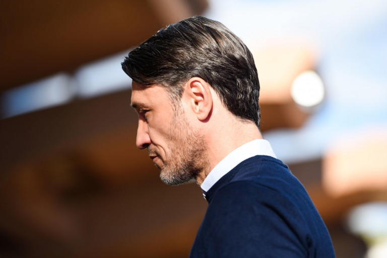 Niko Kovac le coach de l'AS Monaco