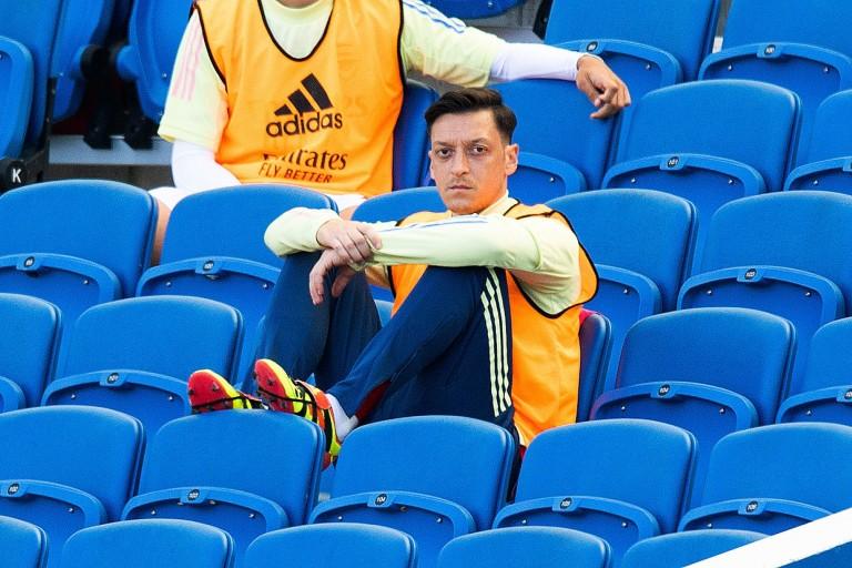 Ozil devrait quitter Arsenal cet hiver pour rallier la Turquie, son pays d'origine.