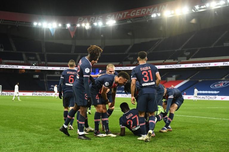 Le Paris SG a engagé Sekou Yansané jusqu'en juin 2023.