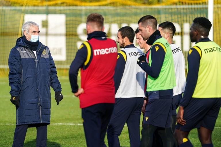 Batista Mendy de retour avec le FC Nantes